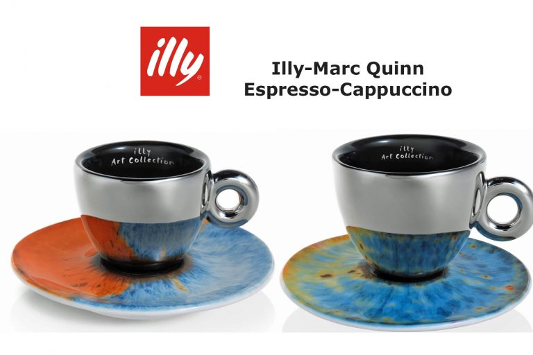Illy Collection Marc Quinn