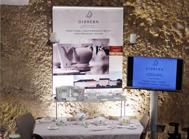 Dibbern-die Hohe Kunst der Porzellanherstellung !